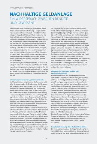 Page 24 of Nachhaltige Geldanlage - Ein Widerspruch zwischen Rendite und Gewissen?