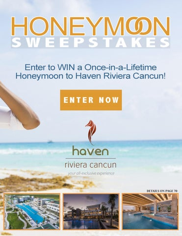 Page 3 of Win a once-in-a-lifetime honeymoon!