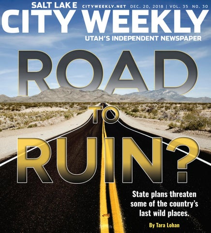 new concept e9672 2c6b9 City Weekly December 20, ...