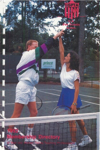 4a3eedcb9677 USPTA Membership Directory 1992 by USPTA - issuu