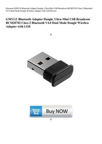 DRIVER FOR DARFON USB BLUETOOTH