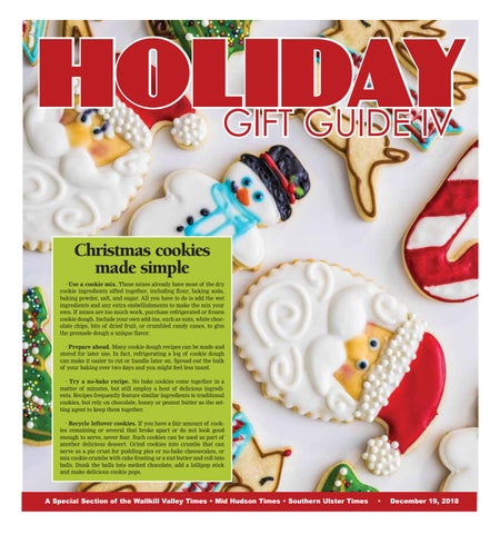 Holiday Gift Guide Iv 2018 By Times Community Newspapers Issuu