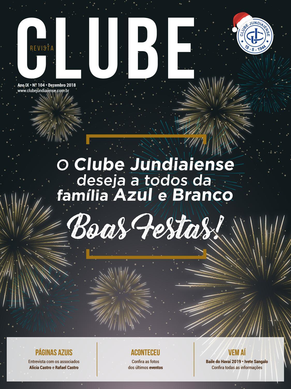 82de745e828 Revista Clube Jundiaiense Edição 104 by Clube Jundiaiense - issuu