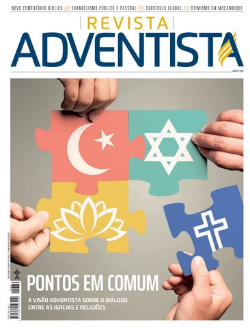 AW Portuguese - August 2018 by Adventist World Magazine - issuu e9a07c57325b7
