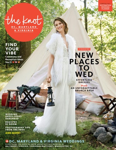 576418c938 The Knot DC, Maryland & Virginia Spring/Summer 2019 by The Knot DC ...