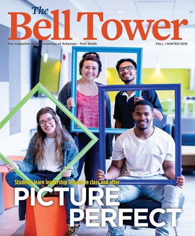 UAFS Bell Tower Alumni Magazine Fall / Winter 2018 by