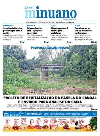 20181220 by Jornal Minuano - issuu 69aafaf9fb4