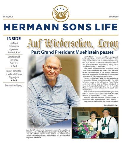 3ae33d583 January 2019 by Hermann Sons Life - issuu
