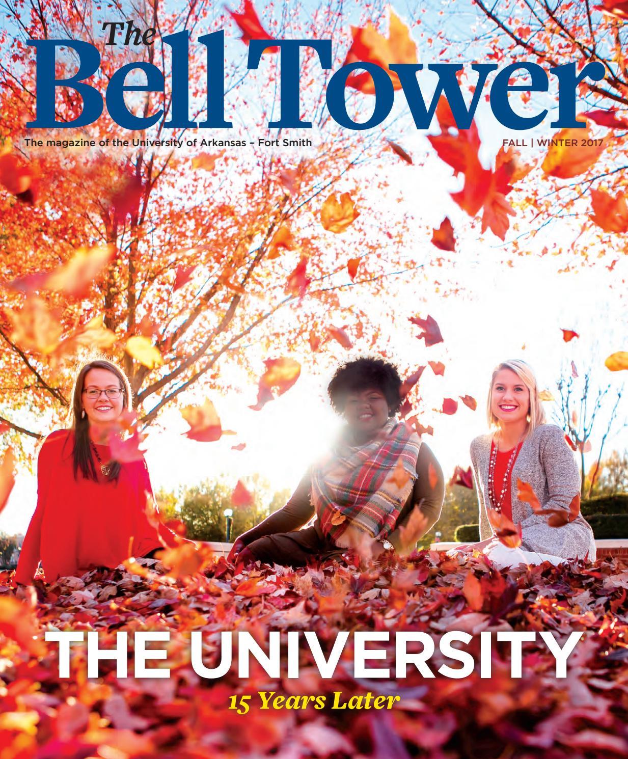 UAFS Bell Tower Alumni Magazine Fall / Winter 2017 by