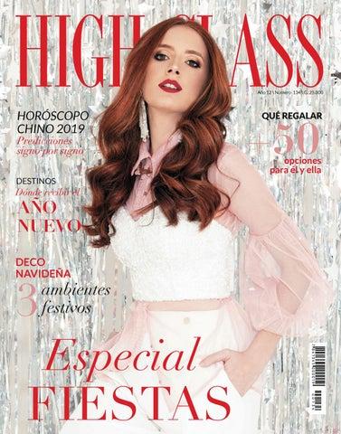 fd3e041f48 High Class de diciembre 2018 by Revista High Class - issuu