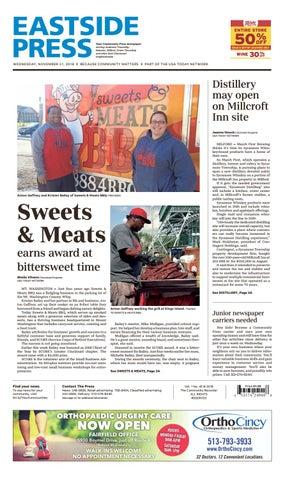 Eastside Press 11 21 18 By Enquirer Media Issuu