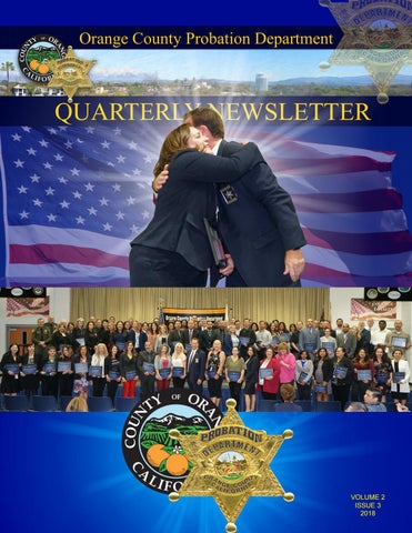 OC Probation Newsletter Vol 2 Iss 3 by Orange County