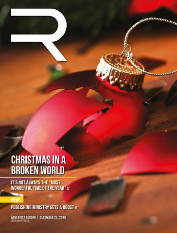 Adventist Record - December 22, 2018 by Adventist Record - issuu