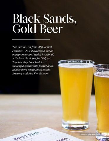 Page 21 of Black Sands, Gold Beer