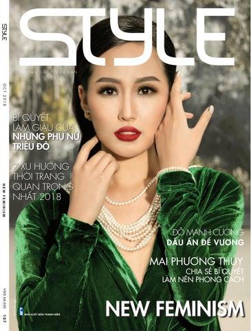 Style   Oct - Nov 2018 by Chau Bach Media - issuu 299342ca68
