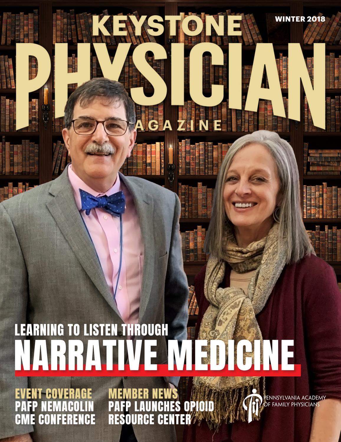 Keystone Physician Magazine - Winter 2018 by PA Academy of