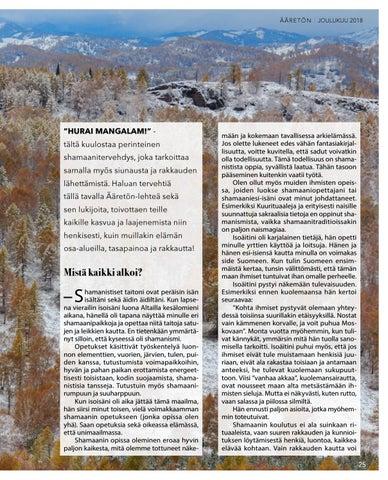 Page 25 of Kadyn Akayas – Siperialaista esi-isien viisautta nykyajassa