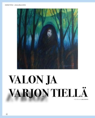 Page 32 of Valon ja varjon tiellä – Sisko Sinilintu