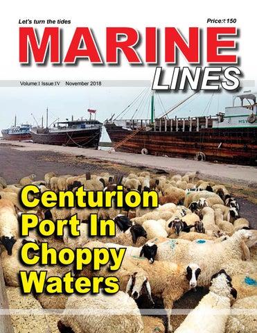 Marine Lines November, 2018 by Marine Lines - issuu