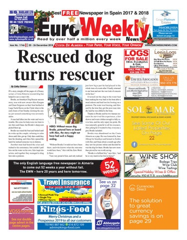 fc1eb4a83340 Euro Weekly News - Axarquia 20 - 26 November 2014 Issue 1533 by Euro ...