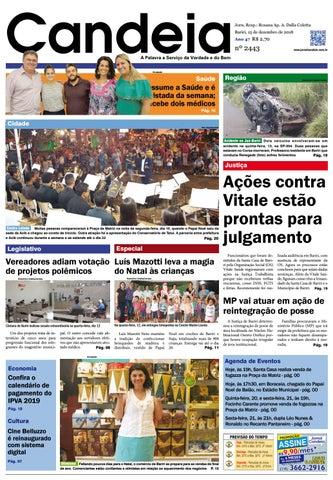 f60f36a357799 Jornal Candeia 15-12-2018 by Jornal Candeia - issuu