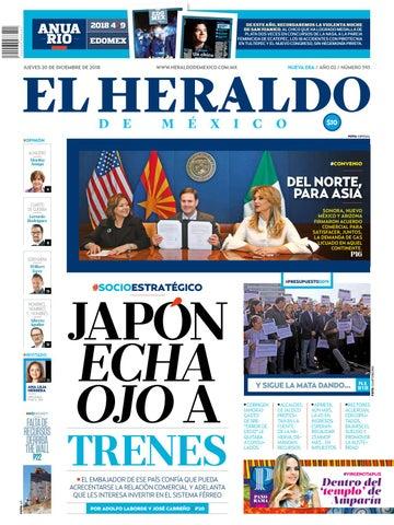 995da952258 20 de diciembre by El Heraldo de México - issuu