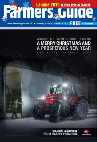 Farmers Guide January 2019 by Farmers Guide - issuu
