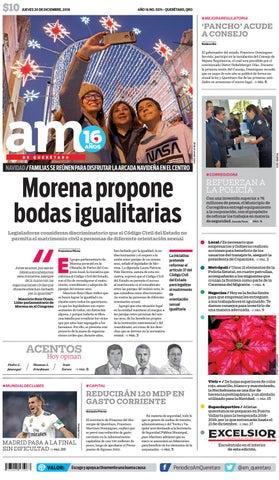 76e6c2329 20 I 12 I 2018 by AM Queretaro - issuu