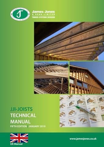 Jji Joist Technical Manual Fifth