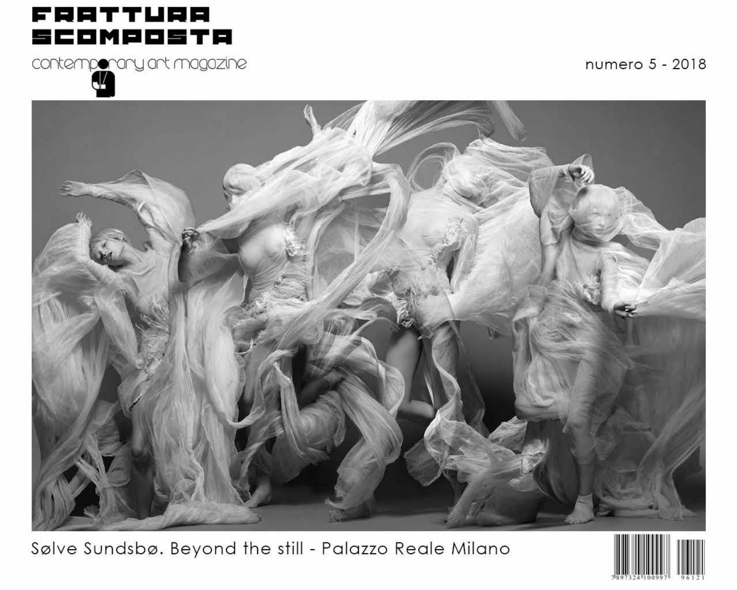 FRATTURA SCOMPOSTA N. 5 2018 by Frattura Scomposta issuu