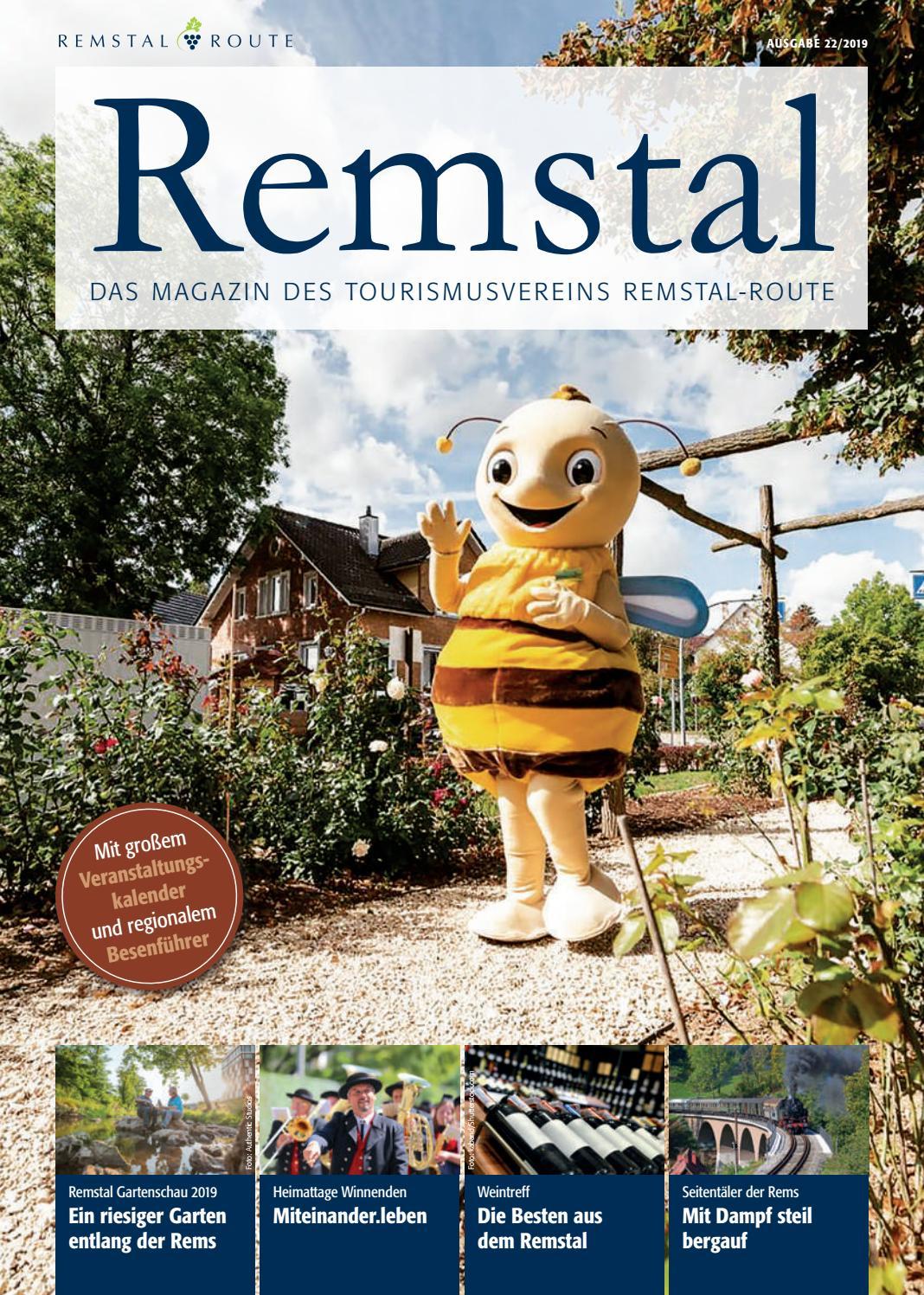 26a9bc9adb48 Remstal Magazin, Ausgabe 22 by Tourismusverein Remstal-Route e.V. ...