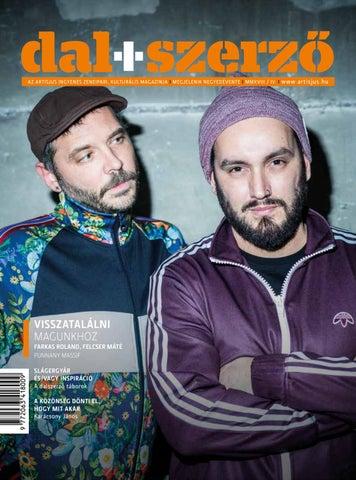Dal+Szerző magazin 2018 04. by Artisjus - issuu d10eb28463
