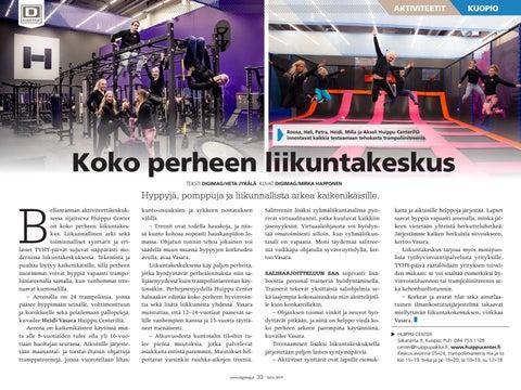 Page 33 of Koko perheen liikuntakeskus