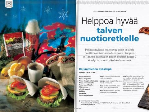Page 42 of Helppoa hyvää talven nuotioretkelle