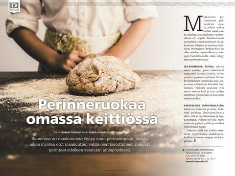 Page 44 of Perinneruokaa omassa keittiössä