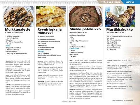 Page 45 of Perinneruokaa omassa keittiössä