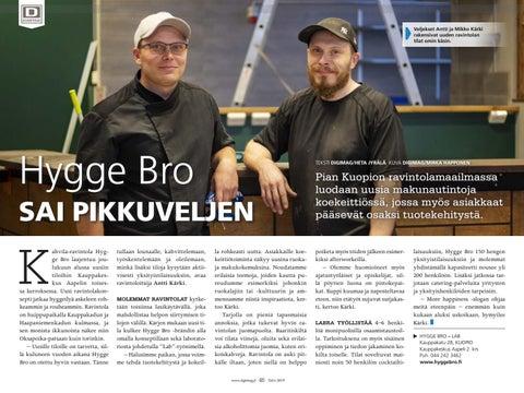 Page 46 of Hygge Bro sai pikkuveljen