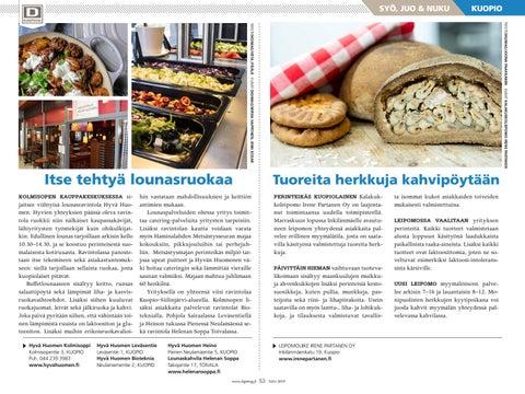 Page 53 of Itse tehtyä lounasruokaa
