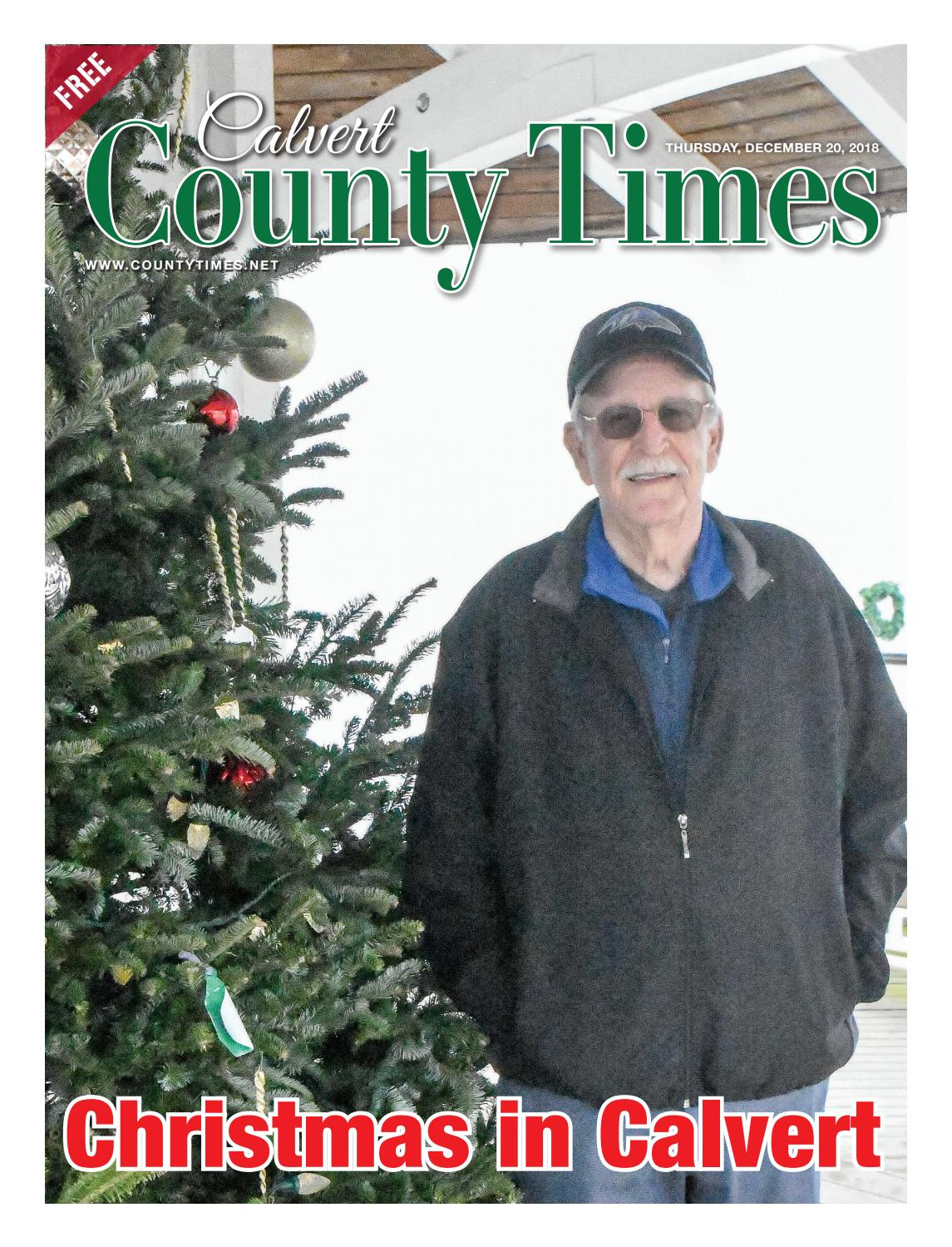 68d25545fa 2018-12-20 Calvert County Times by Southern Maryland Online - issuu
