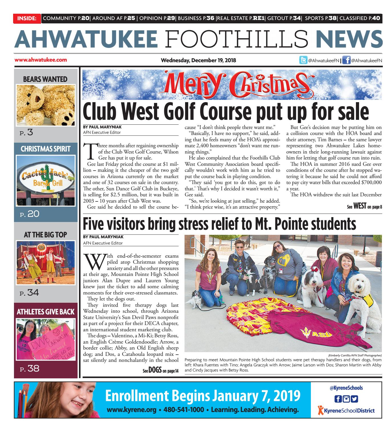 365548b0f4e Ahwatukee Foothills News - December 19