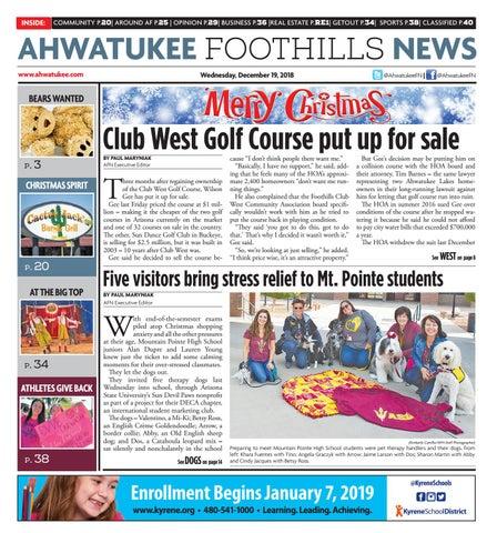 d0052e8cf25 Ahwatukee Foothills News - December 19