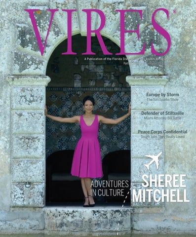 Vires Fallwinter 2018 By Fsu Alumni Association Issuu