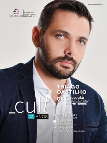 e0e6c0eb12 Cult 147  Thiago Castilho by Revista Cult - issuu