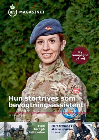 b432a7a4 HJV magasinet nr. 3, 2018 by SSR - Særlig Støtte og Rekognoscering ...