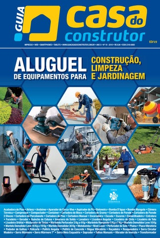 Guia Casa do Construtor nº 19 by Editora Lamonica Conectada - issuu b4e571f2e6