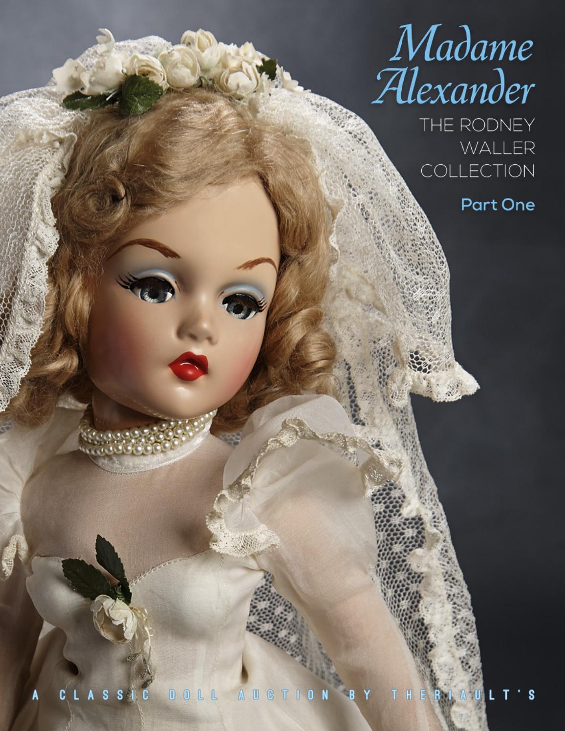 "Poodle Dog Pattern 8/"" Doll Madame Alexander Stuffed Animal Christmas Ornament"