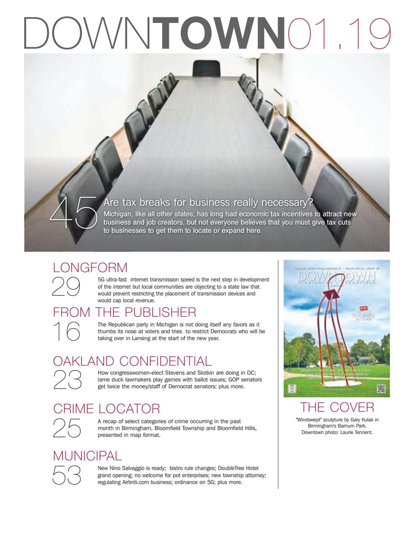 Birmingham/Bloomfield by Downtown Publications Inc  - issuu