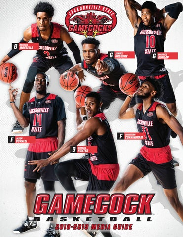 Guide By Men's Issuu Basketball Jacksonville State 2018-19 - Media Athletics