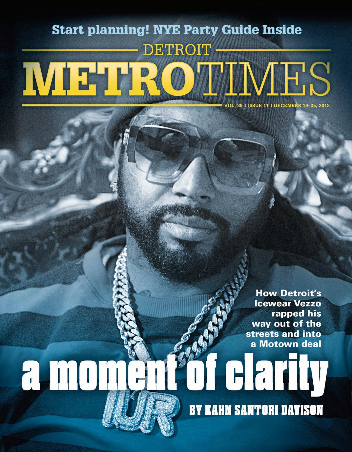 Metro Times 12/19/18 by Euclid Media Group - issuu