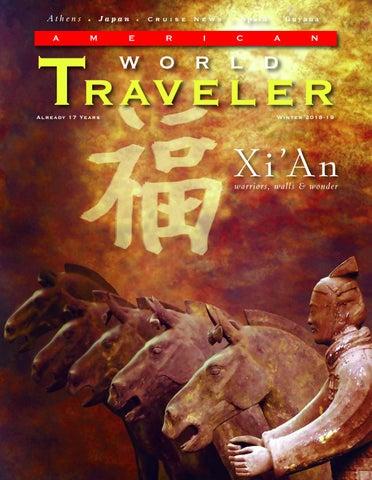 American World Traveler Winter 2018-19 Issue